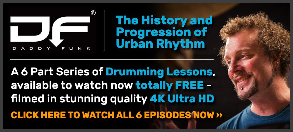Videos | Daddy Funk Drums